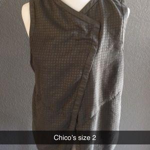 Chico's jacket / blazer